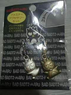 Bad badtz Maru Bag zip holder