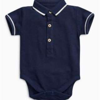 Next Baby Boy Romper