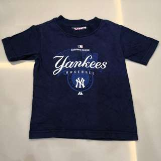 MLB Yankees Shirt (2y)