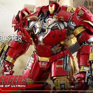 Hot Toys Hulkbuster [RESERVED]