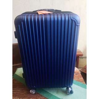 Navy Blue Medium Size Luggage