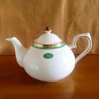 LANCEL porcelain teapot