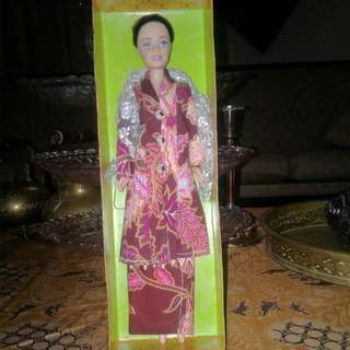 Doll With Traditional Dress