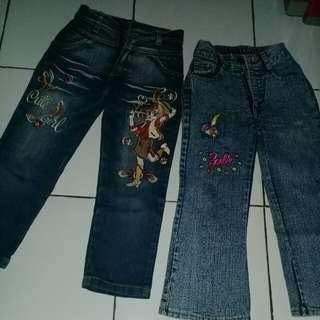 #cucigudang Take all Celana anak perempuan