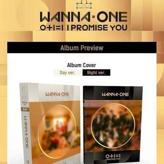 [PREORDER] WANNA ONE- I Promise You