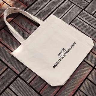 WTAPS GIP-STORE 限定 托特包 工裝帆布包 tote bag 單肩包