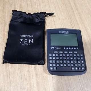 Creative Zen Chinese Dictionary