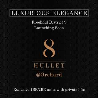 New Launch in District 9; Emerald Hill