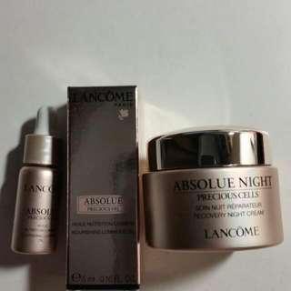 LANCOME ABSOLUE NIGHT RECOVERY NIGHT CREAM