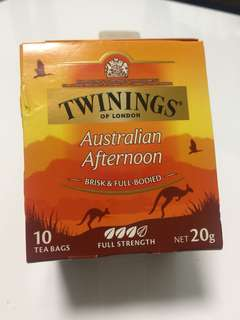 Twinings of London - Australian afternoon tea (10 tea bags)