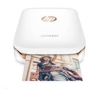CNY Sales!!! Brand New HP Sprocket 100 photo printer