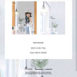 [PREORDER] Jihyo (Twice) - To ONCE From Jihyo Photobook