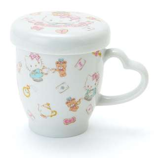 Hello Kitty Lupicia Tea Set with Cup