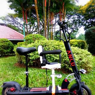 Baby Seat E Scooter