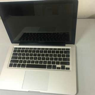 Macbook Pro OS X 10.8.5 core 2 duo 320gb ram nvidia 256mb