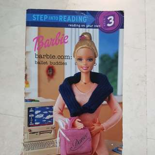 Step into reading 3 Barbie