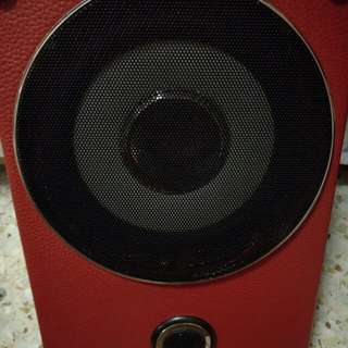 High Amplifier Bass