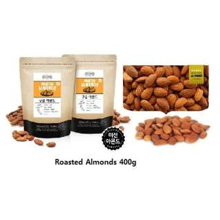 Roasted Almond (400g)