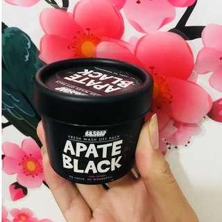 apate black #umn2018