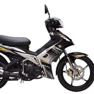 WTT Yamaha Spark T135