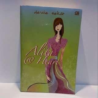 Alita @ Heart by Dewie Sekar