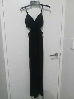**REDUCED** Black dress size 6
