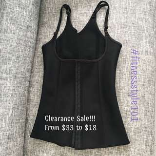 BN Waist Trainer Vest