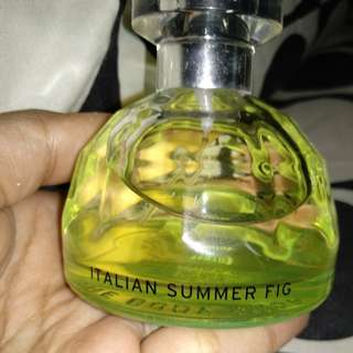 The body shop EDT Italian Summer Fig 50ml
