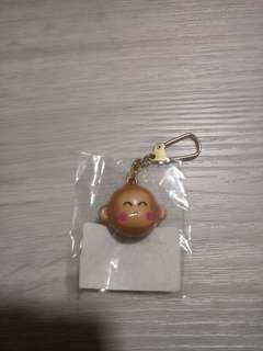 Sanrio Monkichi key chain