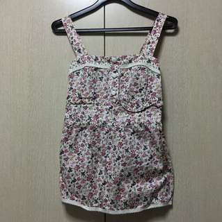 Mini flower Top