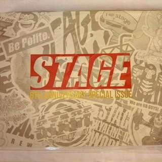 貼紙簿 STAGE 小豬品牌 (包郵)