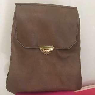 Authentic Marithe Francois Girbaud Backpack