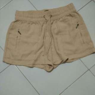 Zara Basic short pant cream