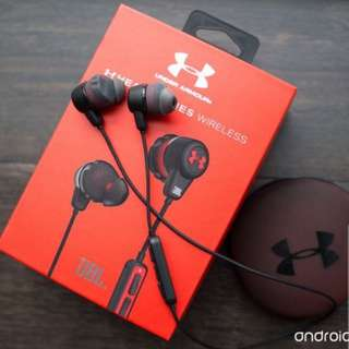 JBL x UNDER ARMOUR Sport Wireless Earphones(Available in 4 colors)