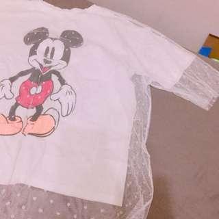 🚚 Mickey兩件式上衣