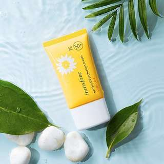 (Triple care) Innisfree Perfect Waterproof Sunblock-perfect UV protection cream