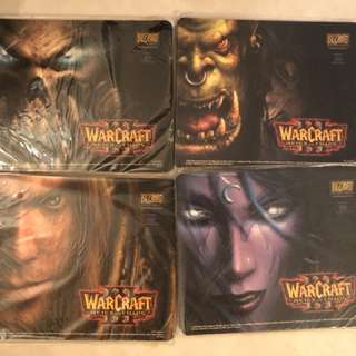 Warcraft Mouse Pad