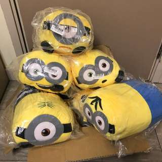 🇯🇵Stackable Minions mailed directly from Japan, 小黃人公仔日本直送