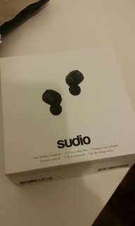Sudio empty box