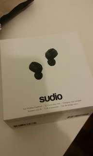 Sudio empty box