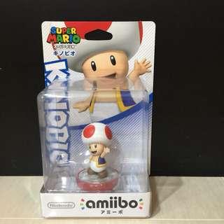 Amiibo toad