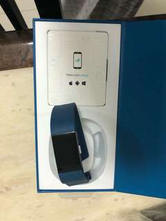 Fitbit Charge2 (Blue Band)