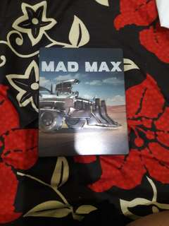MAD MAX STEEL CASE EDITION