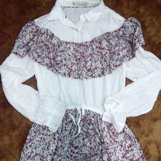 Baju floral TRISET