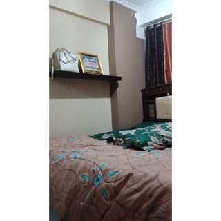 Unit tahunan 1BR full furnish