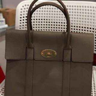 Mulberry Bayswater in Classic Grain
