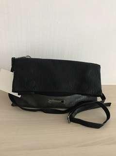 Mizzue PU Leather Sling Clutch Bag