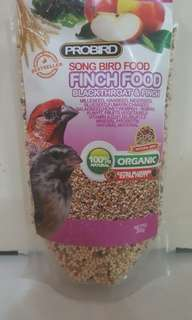Probird finches seed