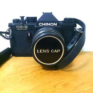 🚚 CHINON   CE-3古董單眼底片機