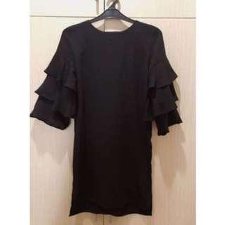 SML Black Dress
